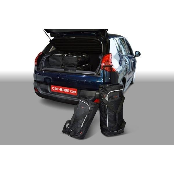 Car Bags P10101S PEUGEOT 3008 (incl. HYbrid4) Bj. 08-16 Reisetaschen Set