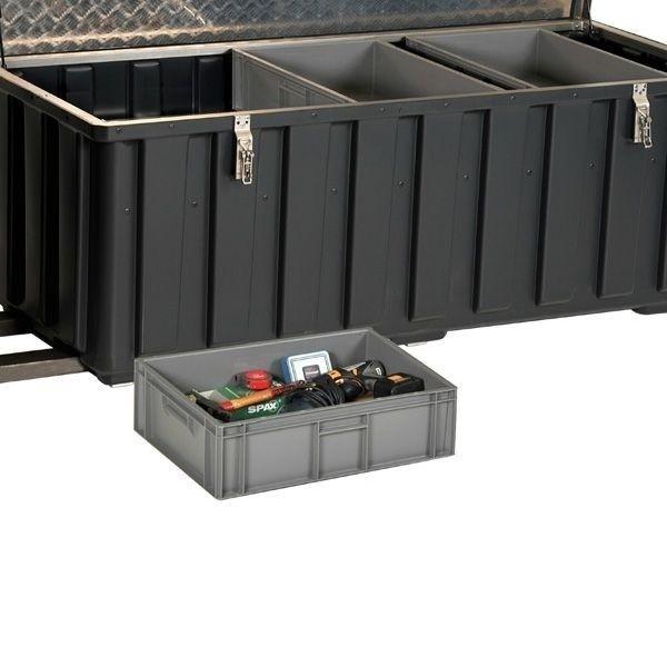 KAMEI Euro Transportbox 30554 für Pritschenbox Staubox 026