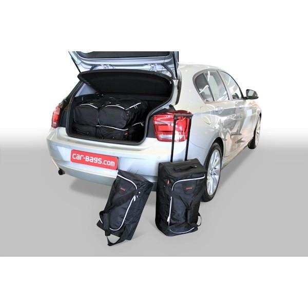 Car Bags B11301S BMW 1 er (F21/F20) 3/5-Türer Bj. 11- Reisetaschen Set