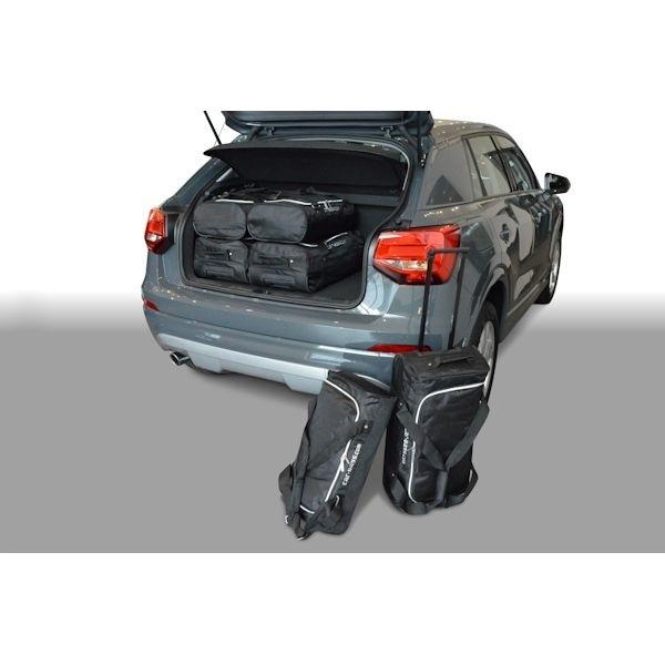 Car Bags A23401S Audi Q2 Bj. 16- Reisetaschen Set