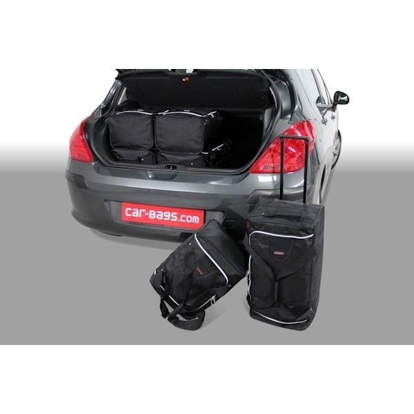 Car Bags P10301S Peugeot 308 3/5-T. Bj. 07-13 Reisetaschen Set