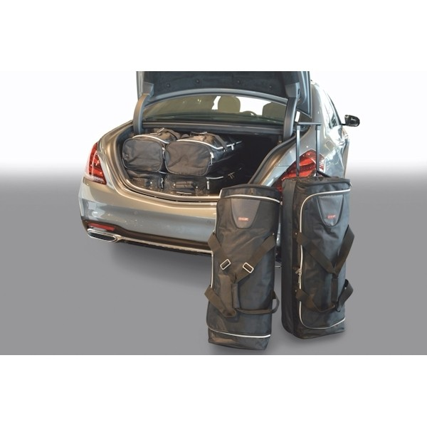 Car Bags M22001S Mercedes S-Klasse (W222) Bj. 14- Reisetaschen Set