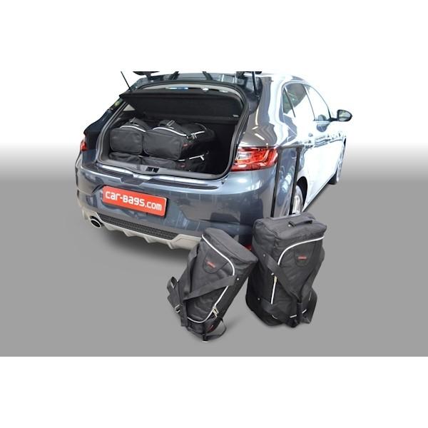 Car Bags R11001S Renault Megane Bj. 16- Reisetaschen Set
