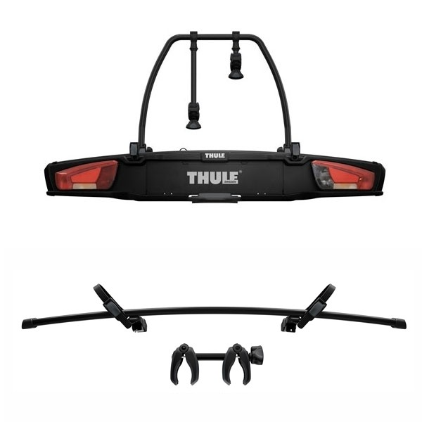 THULE 938 VeloSpace XT 2 Fahrradträger black für 3 Räder 2+1 inkl. 938110