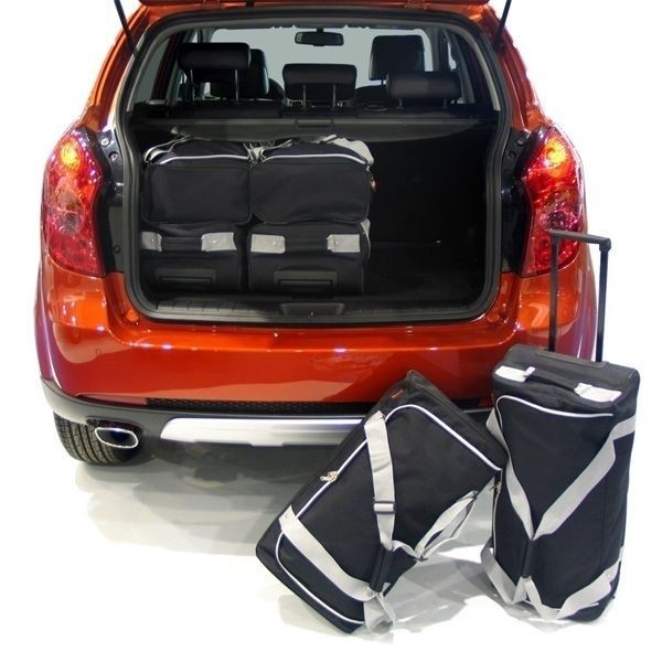 Car Bags S20101S Ssangyong Korando SUV Bj. 10- Reisetaschen Set