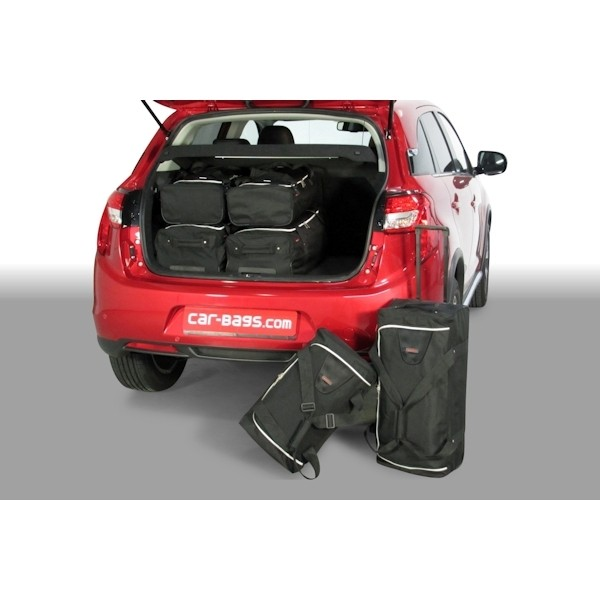 Car Bags P10901S Peugeot 4008 Bj. 12- Reisetaschen Set