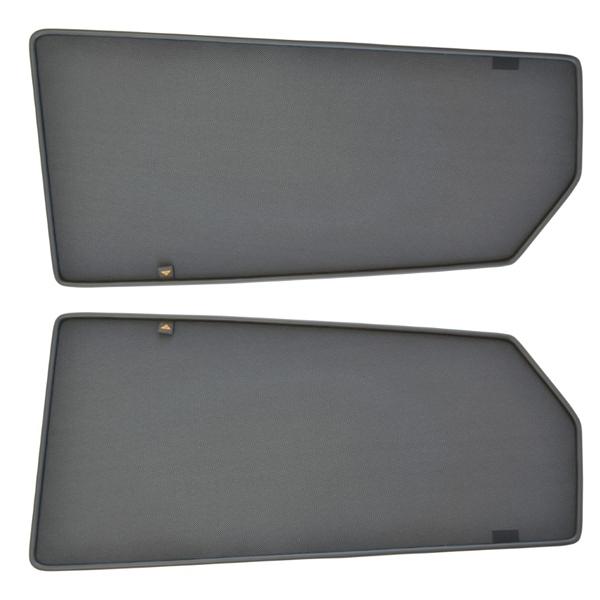 Sonnenschutz Türen hinten Magnetisch Audi Q3 2011-2018 Trokot AUD-0043-02