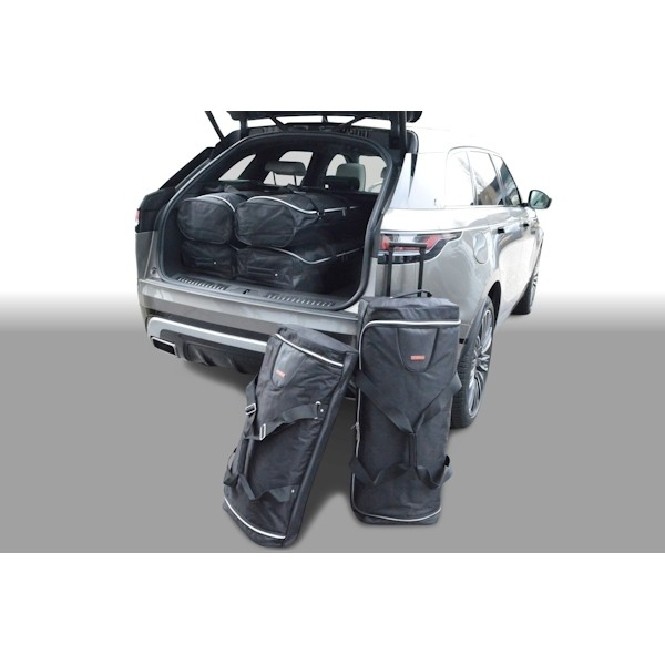 Car Bags L10901S LAND ROVER Range Rover Velar Bj. 17- o. Res.Rad Reisetaschen Set