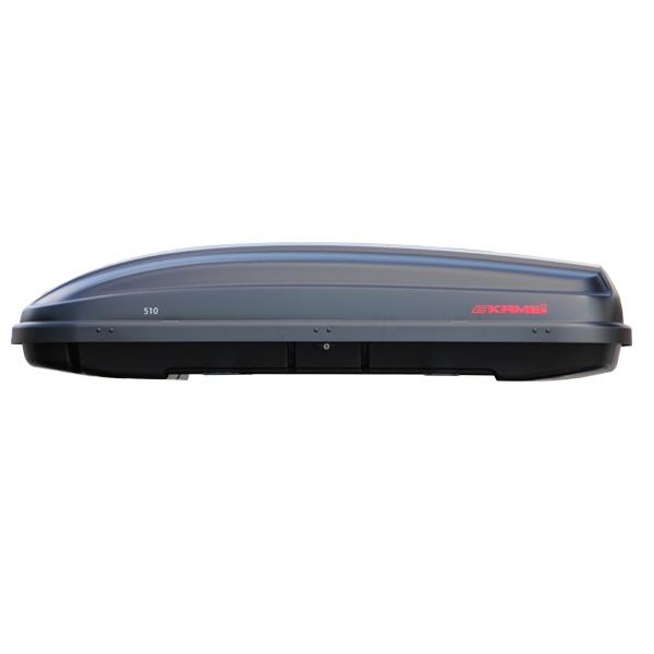 Dachbox KAMEI 510 black schwarz matt 510 Liter DuoLift