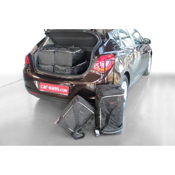 Car Bags O10801S Opel Astra J 5T Bj. 09-15 Reisetaschen Set