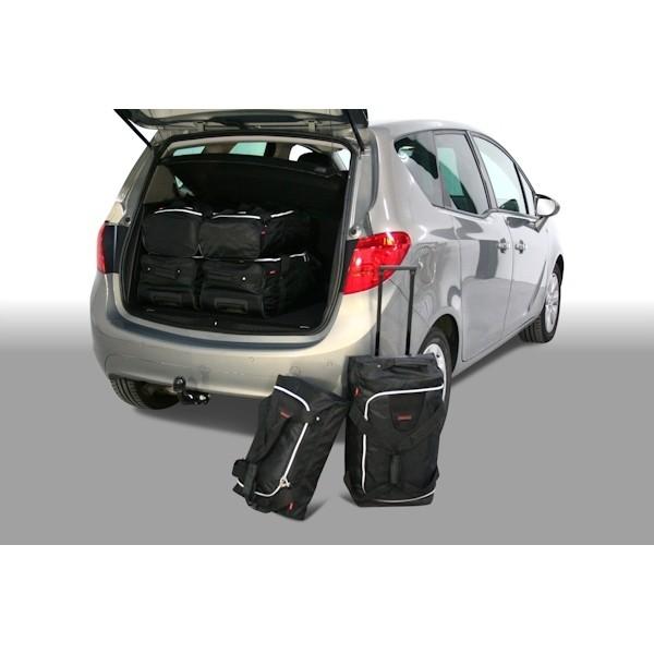 Car Bags O10901S OPEL Meriva B MPV Bj. 10- Reisetaschen Set