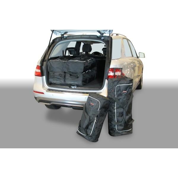 Car Bags M20601S Mercedes ML GLE M-Klasse SUV Bj. 11-19 Reisetaschen Set