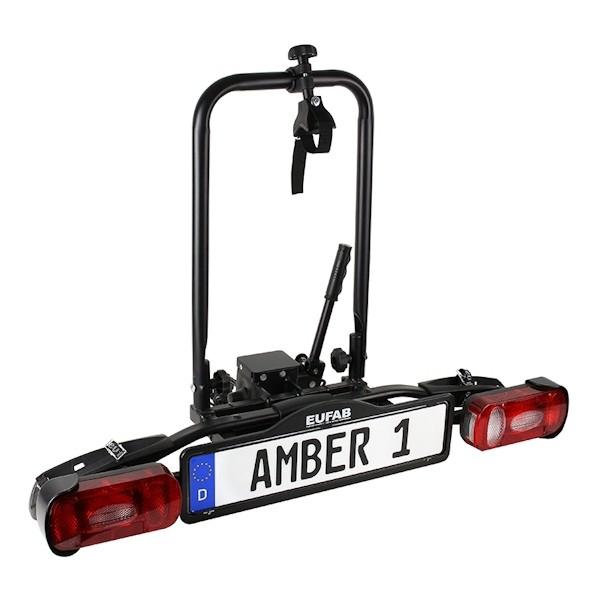 Fahrradträger EUFAB Amber 1 Kupplungsträger für 1 Fahrrad