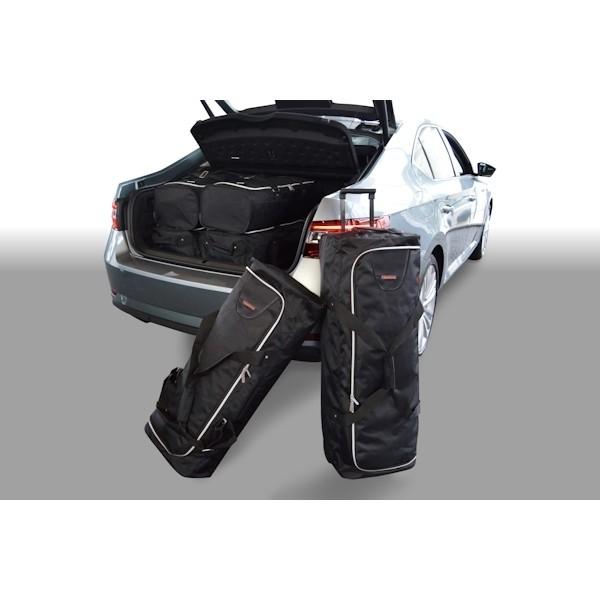 Car Bags S50801S Skoda Superb III (3V) Bj. 15- Reisetaschen Set