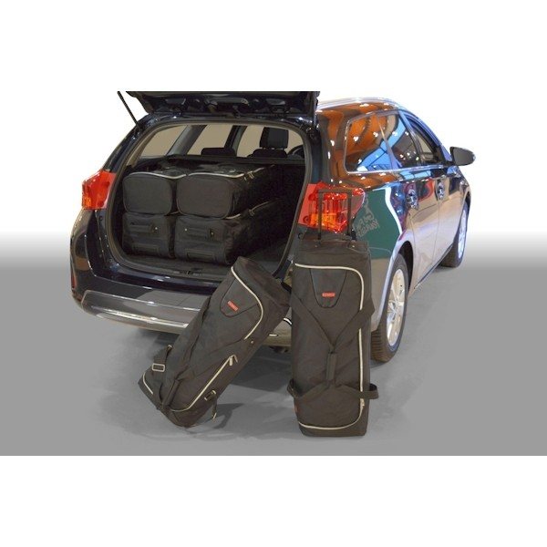 Car Bags T10601S Toyota Auris II TS Kombi Bj. 13- Reisetaschen Set