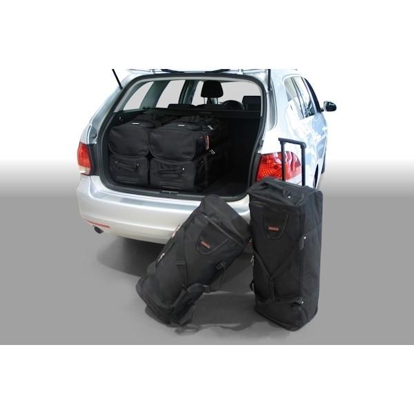 Car Bags V10901S VW Golf 5 und 6 Variant Bj. 07- Reisetaschen Set