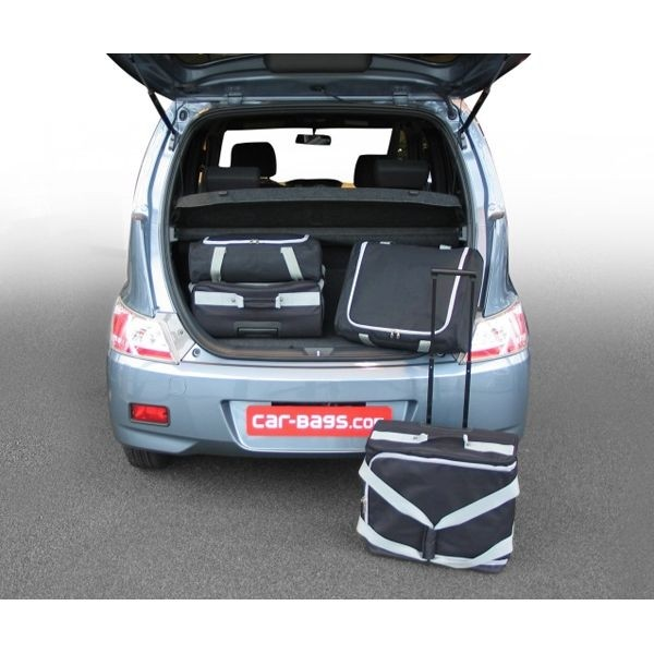 Car Bags D10401S Daihatsu Materia 5-T. Bj. 07- Reisetaschen Set