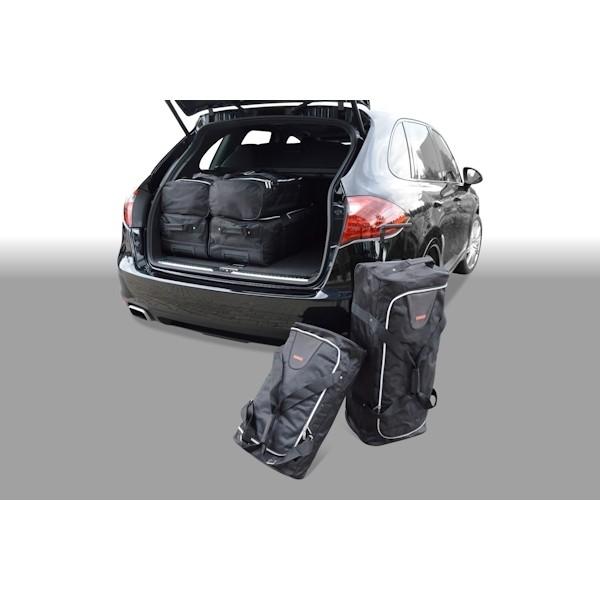 Car Bags P20201S Porsche Cayenne SUV Bj. 11-17 Reisetaschen Set