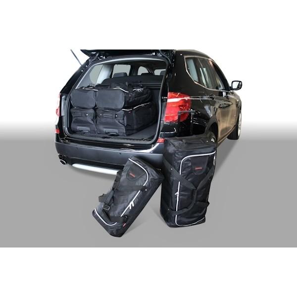 Car Bags B10501S BMW X3 SUV Bj. 11- Reisetaschen Set