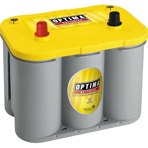OPTIMA 55 Ah Batterie Yellow Top YT S 4.2