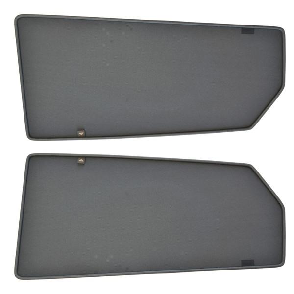 Sonnenschutz Türen hinten Magnetisch Mercedes B-Klasse W246 2011-2018 Trokot MB-0897-02