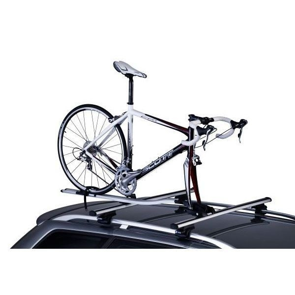 thule 561 outride fahrradtr ger dach thule 561 outride. Black Bedroom Furniture Sets. Home Design Ideas
