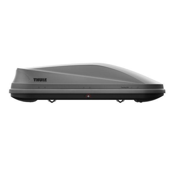 Dachbox THULE Touring M titan aeroskin silber 175 cm 400 Ltr 634200