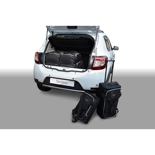 Car Bags D20201S Dacia Sandero Bj. 12- Reisetaschen Set