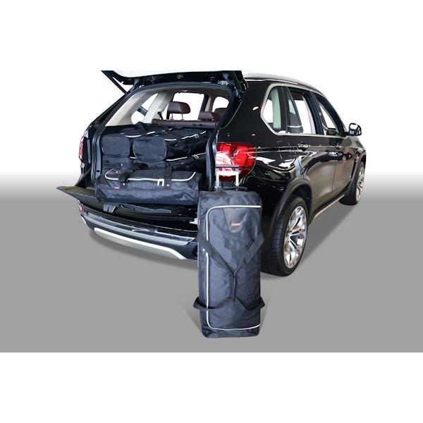 Car Bags B11501S BMW X5 (F15) SUV Bj. 13-18 Reisetaschen Set