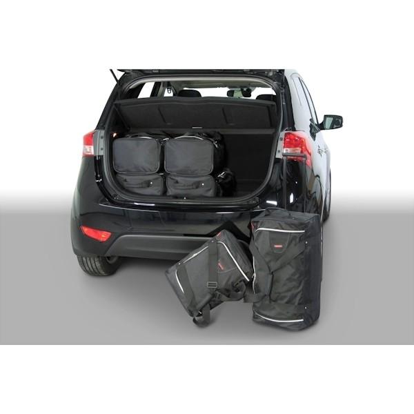 Car Bags H10301S Hyundai ix20 5-T. Bj. 11 Reisetaschen Set