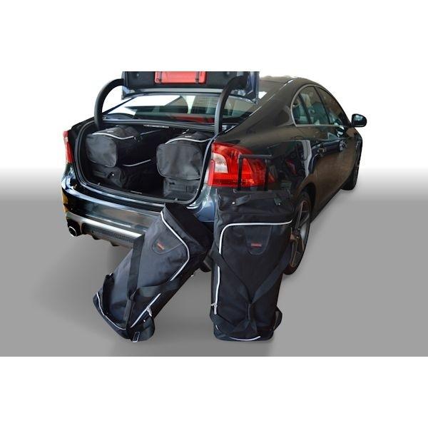 Car Bags V20701S Volvo S60 Limo Bj. 10-18 Reisetaschen Set