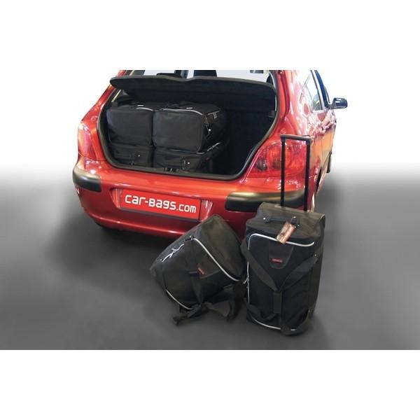 Car Bags P10201S Peugeot 307 3/5-T. Bj. 01-07 Reisetaschen Set
