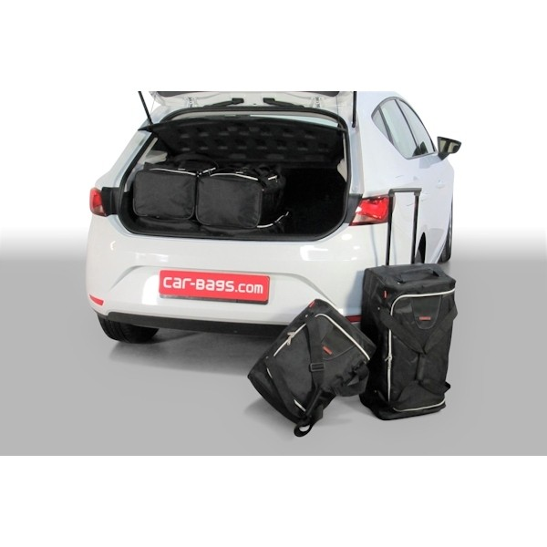 Car Bags S30301S Seat Leon Bj. 12- Reisetaschen Set