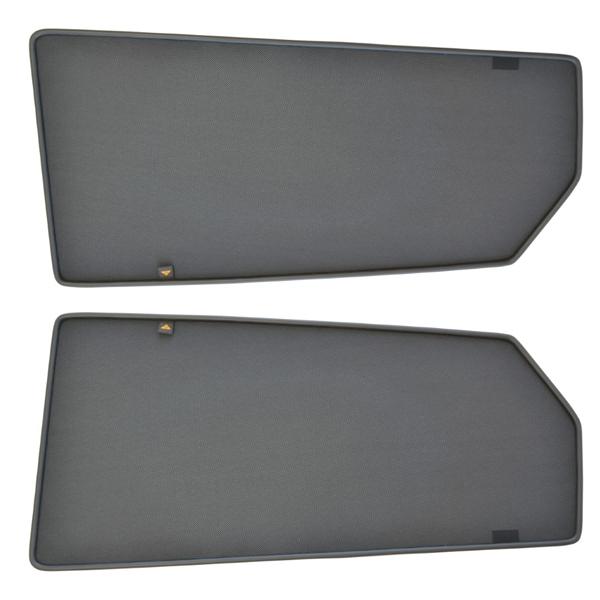 Sonnenschutz Türen hinten Magnetisch Audi A3 Sportback 5-Türer 2012-2020 Trokot AUD-0652-02