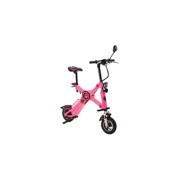 uebler e scooter 21040 faltbar in pink mobility a t i. Black Bedroom Furniture Sets. Home Design Ideas