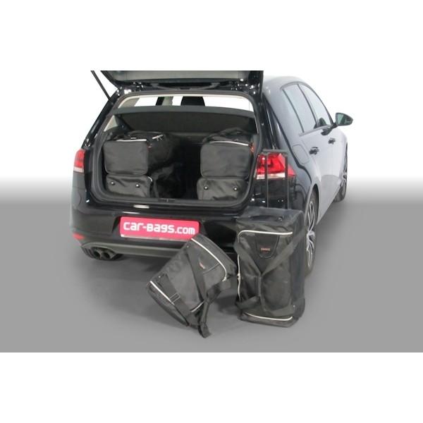 Car Bags V11401S VW Golf 7 3/5-T. Bj. 12-20 Reisetaschen Set