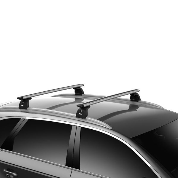 Für Ford Focus Turnier 2011-2018 G3 Dachträger Clop airflow Aluminium Querträger