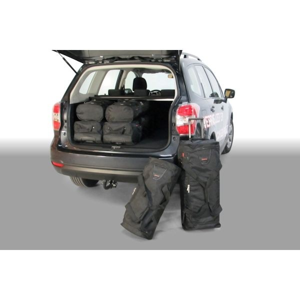 Car Bags S40201S Subaru Forester Bj. 13 - Reisetaschen Set