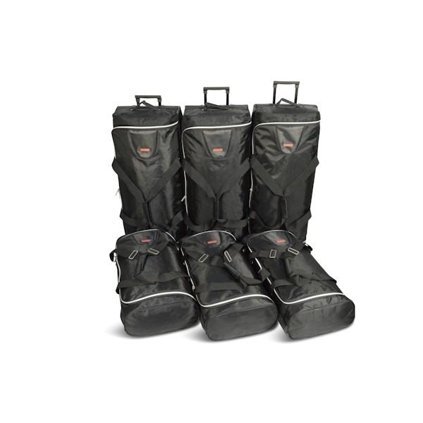 Car Bags S51101S Skoda Fabia II (5J) Bj. 07-14 Reisetaschen Set