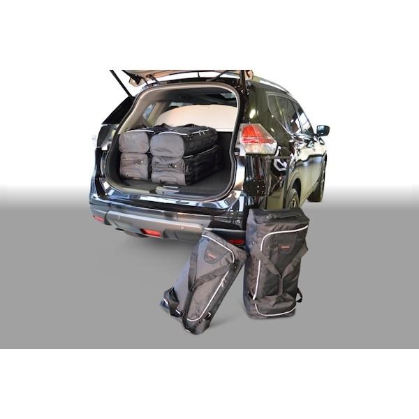 Car Bags N10401S NISSAN X-Trail (T32) SUV Bj. 13- Reisetaschen Set