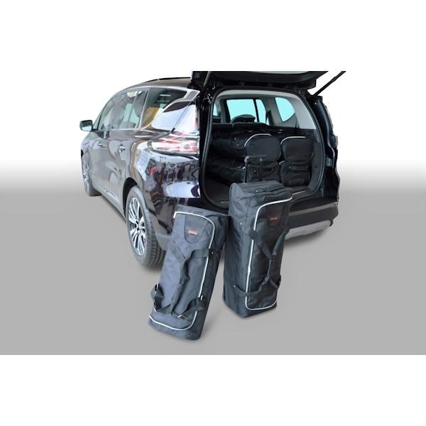 Car Bags R10801S Renault Espace V Bj. 15- Reisetaschen Set