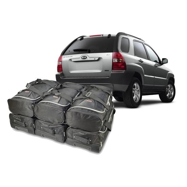 Car Bags K10901S Kia Sportage SUV Bj. 04-10 Reisetaschen Set