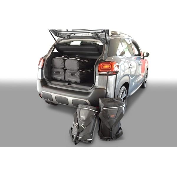 Car Bags C21001S Citroen C3 Aircross Bj. 17- Reisetaschen Set