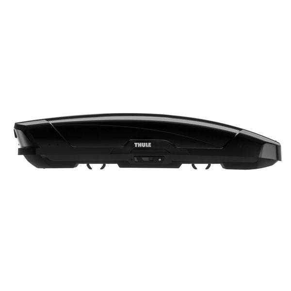 Dachbox THULE Motion XT Sport 600 black schwarz glänzend