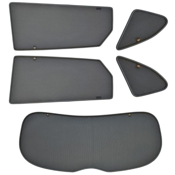 Sonnenschutz Set Magnetisch Seat Ateca 2016- Trokot SEA-1315-10