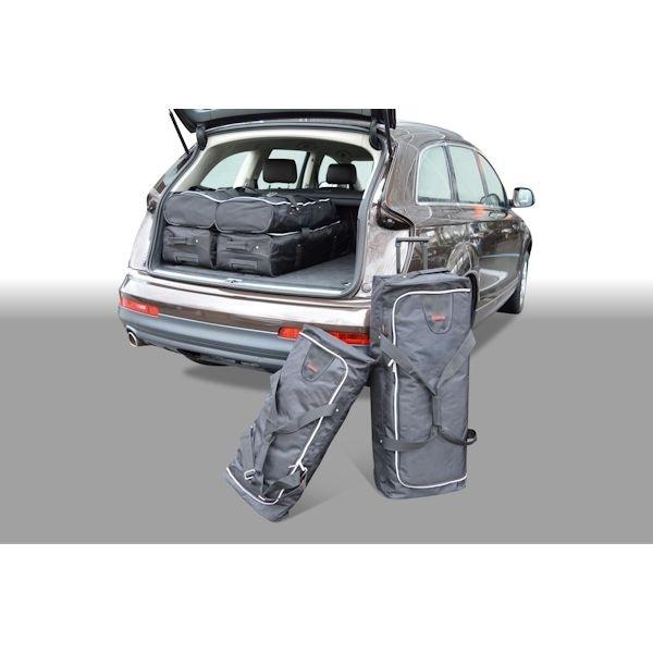 Car Bags A20701S Audi Q7 SUV Bj. 06-15 Reisetaschen Set