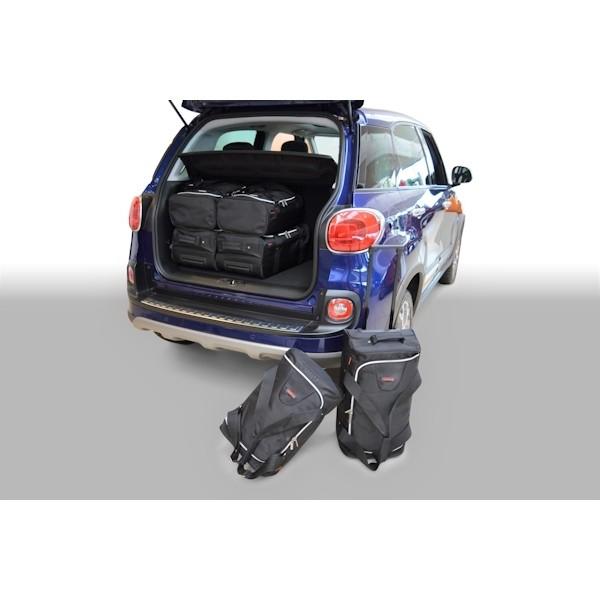 Car Bags F20302S FIAT 500L 5-T. Bj. 12- Reisetaschen Set