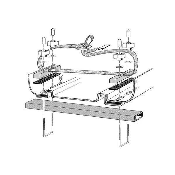 KAMEI Montagesatz für Delphin u.a. 52696