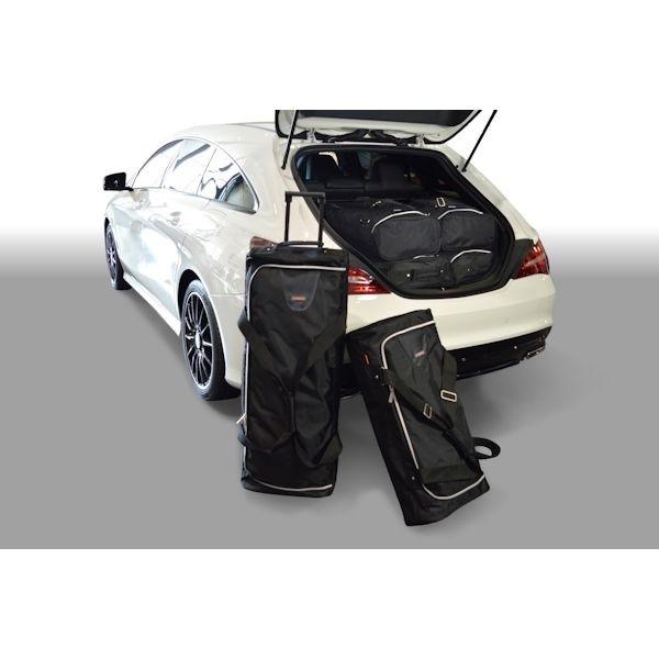 Car Bags M22201S Mercedes CLA Shooting Brake (X117) Bj. 15-19 Reisetaschen Set