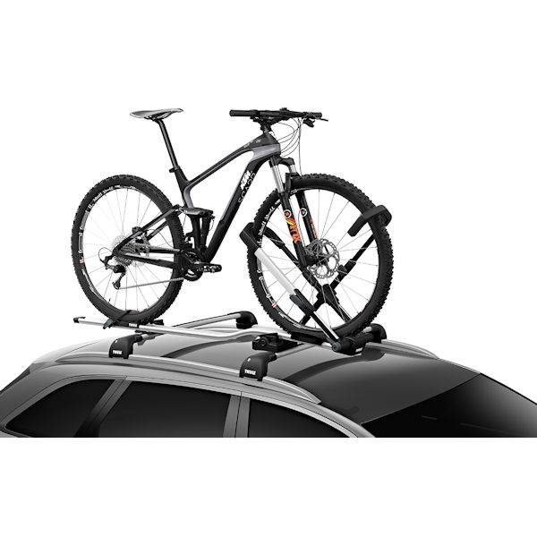 thule 599 upride fahrradtr ger dach thule 599 upride. Black Bedroom Furniture Sets. Home Design Ideas